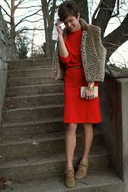 ruby red vintage dresses light brown h by hudson boots