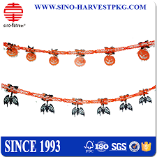 Halloween Paper Garland by Bulk Garland Bulk Garland Suppliers And Manufacturers At Alibaba Com