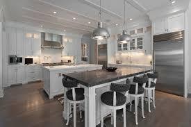 2 island kitchen kitchen with 2 islands transitional kitchen blue water home