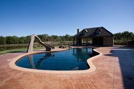 concrete pools pool trends
