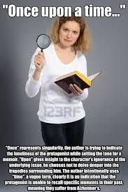English Teacher Memes - overanalyzing english teacher memes quickmeme
