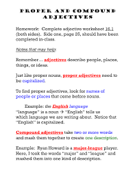 thanksgiving adjectives what is a adjective lessons tes teach