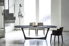 Italy Dining Table Bridget Dining Table Bross Italy Contemporary Dining Room