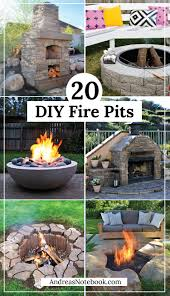 How To Build A Backyard Fire Pit by 20 Outdoor Fire Pit Tutorials