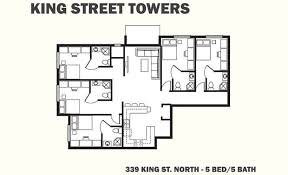 Download Floor Plans Floor Plans King Street Towers