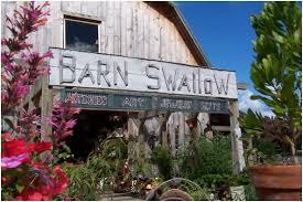 Crystal Barn Barn Swallow Crystal Gardens