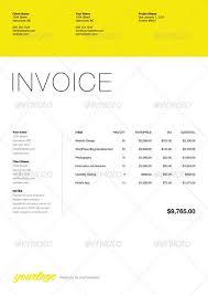 nice invoice template 40 invoice templates free premium templates