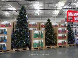 brilliant ideas 12 ft led tree ge pre lit led