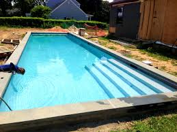 Pools For Small Spaces by Decoration Adorable Northfork Orient Point Gunite Lap Pool
