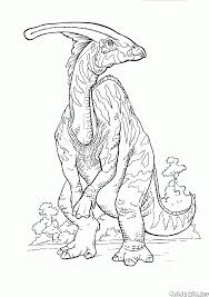 corythosaurus looking side coloring page carnotaurus coloring