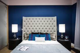 chambre peinte en bleu emejing peinture bleu nuit chambre contemporary amazing house