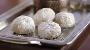 wedding cake cookies russian tea cakes recipe bettycrocker