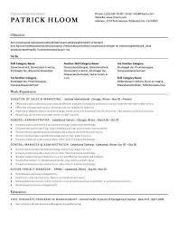 Beginner Resume Template Basic Resume Templates Resume Examples Basic Resume Templates