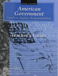 american government freedom rights responsibilities teacher u0027s