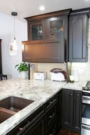 Small Kitchen Appliances Garage With Tiled Backsplash by Clear Counter Clutter 10 Inspiring Appliance Garages Appliance