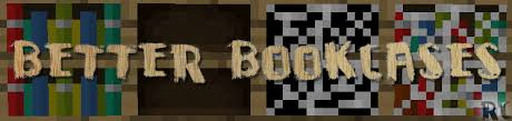 reactioncraft better bookcases 1 5 1 minecraft mods mapping