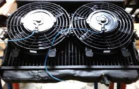 electric radiator fans electric fans dual