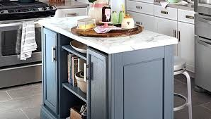 kitchen island all drawers with and seating fridge cabinets pot