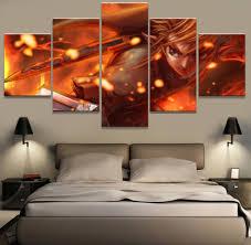 Living Room Art Paintings Online Get Cheap Zelda Wall Art Aliexpress Com Alibaba Group