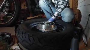 honda shadow 600 wheels tires youtube
