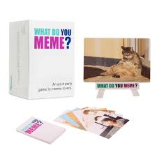 What Do You Meme - what do you meme adult party game play cards for horrible play