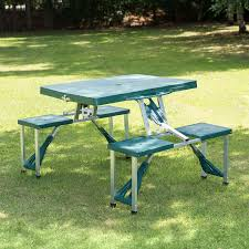 Diy Collapsible Picnic Table by Beautiful 4 Seat Picnic Table Diy Building Plans For A Picnic