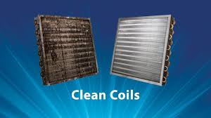 uv lights in air handling units fresh aire uv clean coils youtube
