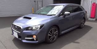 2016 subaru levorg gt review caradvice subaru levorg video auto cars