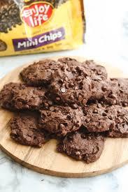 chocolate chip cookies vegan gf nut free from my bowl