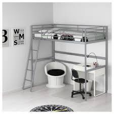 Bunk Bed Shelf Ikea Svärta Loft Bed Frame Ikea