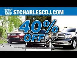 dodge ram memorial day sale st charles chrysler dodge jeep ram memorial day sale event 2017