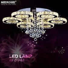 Flush Mount Led Ceiling Light Fixtures Hot Selling Modern Crystal Led Ceiling Light Fixture Diamond