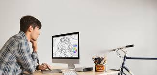 digital drawing u0026 digital sketching wacom