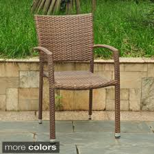 Overstock Patio Chairs Folding Uv Resistant Outdoor Chairs Set Of 2 Free Shipping