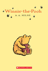 winnie the pooh by a a milne scholastic