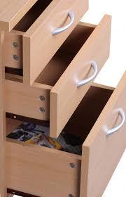Schreibtisch 60 Cm Tief Finebuy Dock Rollcontainer Für Schreibtisch Arbeitsplatz Mit