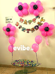 best simple balloon decorations birthday decorations in bangalore
