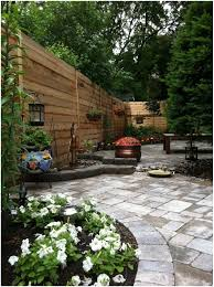 backyards modern garden landscaping design for small backyard 34
