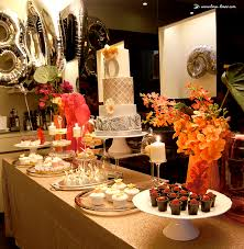 30th birthday party ideas a tropical themed 30th birthday party dessert table