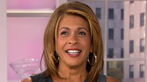 what does hoda kotb use on her hair kathie lee gifford points out hoda kotb s slightly new hair style