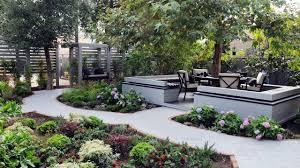 Backyard Landscaping Ideas For Privacy Small Garden Design On A Slope Best Idea Garden