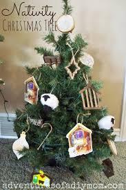 nativity tree adventures of a diy