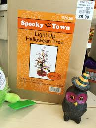Halloween Tree With Ornaments Celebrate And Save On Halloween And Fall Decor At Here Today
