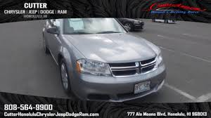 2016 jeep avenger pre owned 2014 dodge avenger se 4dr car in honolulu w9835