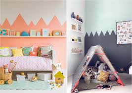 Two Tone Walls Fun And Creative Paint Ideas For Your Walls