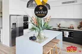 room reveals josh elyse kitchen mitre 10