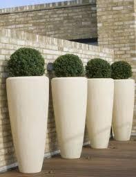 modern balcony planters recopilación de maceteros para ambientes modernos y elegantes