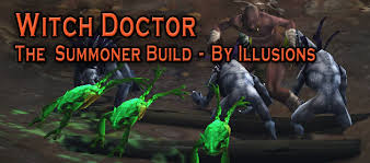 build a doctor diablo 3 witch doctor summoner guide