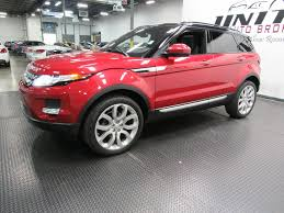 land rover 2015 2015 used land rover range rover evoque 5dr hatchback prestige at