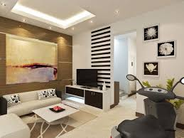 ideas apartment living room design with white leatherette